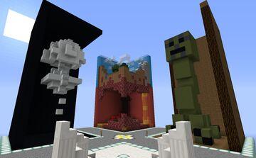 gpz_odd_stone_greek_cat.zip Minecraft Map & Project
