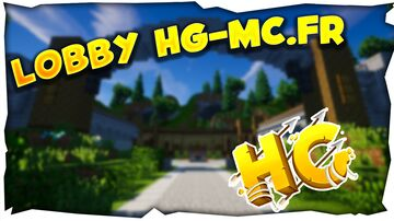 LOBBY HGMC.FR + FREE DOWNLOAD !!!! Minecraft Map & Project