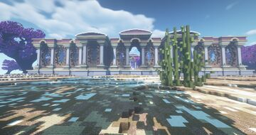 ⇒Spawn Faction 250x250 + Warzone By Smaqi Procduction [DOWNLOAD]⇐ Minecraft Map & Project