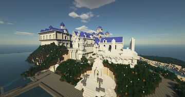 The Elder Scrolls Online - Lillandril (Summerset) Minecraft Map & Project