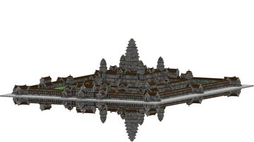 Repro - Angkor Wat Minecraft Map & Project
