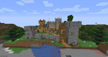 Survival Base (schematic) (Minecraft 1.14+) Minecraft Map & Project