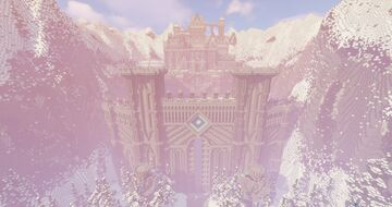 Atreya Castle Minecraft Map & Project