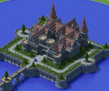 Château Première I (Download) Minecraft Map & Project