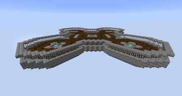 Air Lobby (4 Portals) Minecraft Map & Project