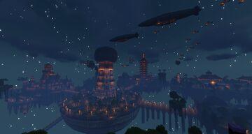 Wardenclyffe (Eclipse Kingdom Hub) Minecraft Map & Project