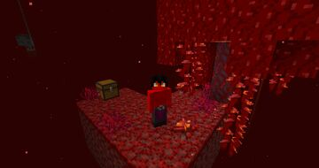 Hellblock! 1.16 Skyblock Minecraft Map & Project