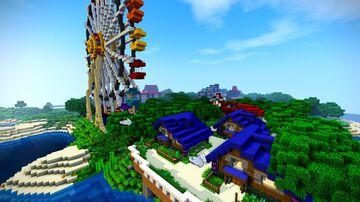 Pixelmon MAP! Minecraft Map & Project