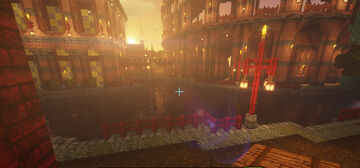 Dark Esthar II (UPDATED END MAY 2020) New Resource Pack - New Shaders Minecraft Map & Project