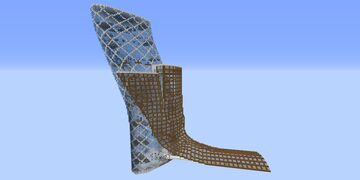 Capital Gate Tower Jump [1.15.2] Minecraft Map & Project
