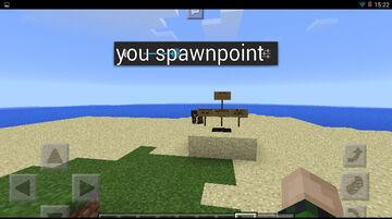 Island surive ! Minecraft Map & Project
