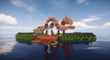 Razdar Isle Minecraft Map & Project