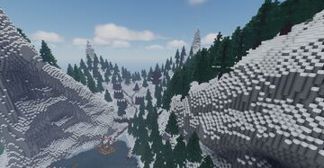 viking island Minecraft Map & Project