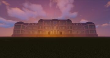 European Palace Minecraft Map & Project