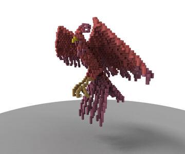Pink Phoenix Minecraft Map & Project