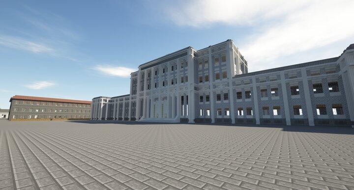 shipyard headquarters