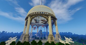 Colonade Minecraft Map & Project