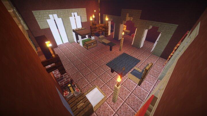 Cercei's chamber as Robert's queen