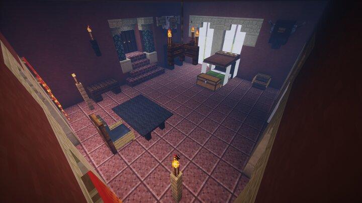King's Robert Baratheon chamber