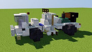 Seismic Vibrator Minecraft Map & Project