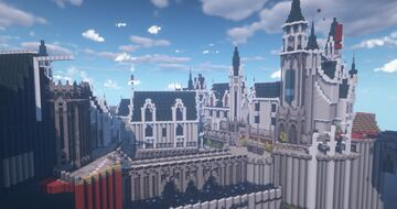 Shimmerene - by Crabbed - ESO SUMMERSET - Tamrielcraft Minecraft Map & Project