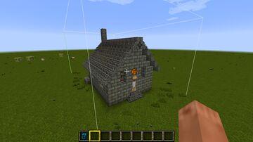Supply house AKA Alchemist Manor Minecraft Map & Project