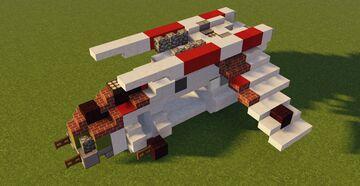 Star Wars II LAAT i Minecraft Map & Project