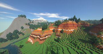 Novisterra - Custom Survival Map Minecraft Map & Project
