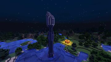 My Old Archives&Story Minecraft Map & Project