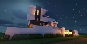 Modern Houses by Aman Minecraft Map & Project