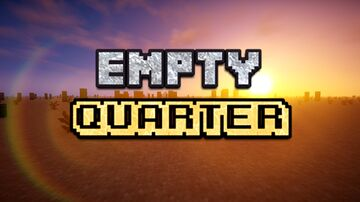 Empty Quater ( survival map ) Minecraft Map & Project