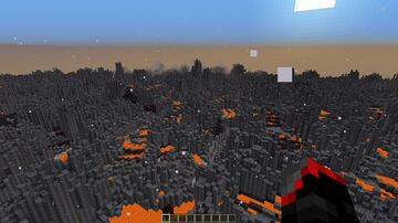 Welcome to Hell Minecraft Map & Project