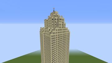 Penobscot Building Minecraft Map & Project