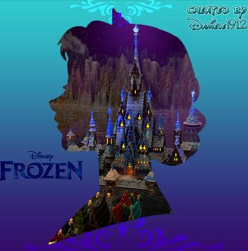 Disney Frozen Map ❄️-Arendelle DOWNLOAD ! Minecraft Map & Project