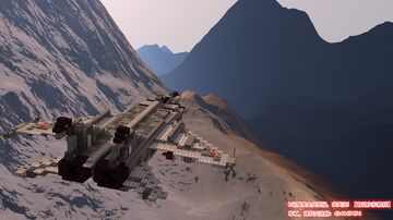 MiG-25 Minecraft Map & Project