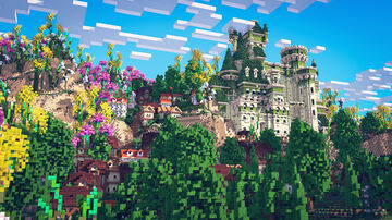 City Minecraft Map & Project