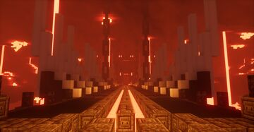 Palace of Greed - Nethercastle Minecraft Map & Project