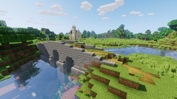 Small chapel 2 Minecraft Map & Project