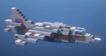 Harrier GR 1 Minecraft Map & Project