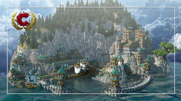Luffingtons Harbor   Download Minecraft Map & Project