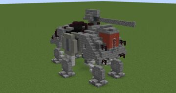 AT-TE | Minecraft 1.12.2 [DOWNLOAD] Minecraft Map & Project