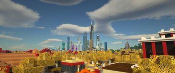 Lorain Metropolis 10 10 2020 Minecraft Map & Project