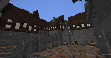 Moonshire Minecraft Map & Project