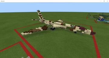 TU-16 Badger Minecraft Map & Project
