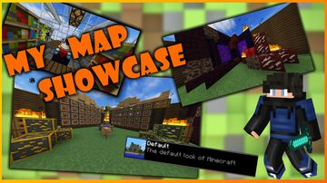 Pack Showcase Map By Sparkness Minecraft Map & Project