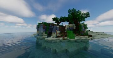 Shearwater Aerie Minecraft Map & Project