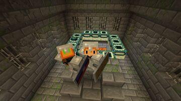 1.16.1 Parkour Minecraft Map & Project