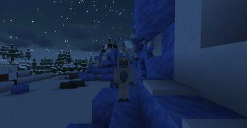 BIGFOOT/YETI survival map 1.16  95%progress Minecraft Map & Project