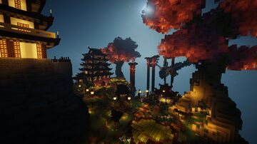 Minekaizo's Skyblock Lobby Minecraft Map & Project
