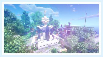 Central Park NYC TCC [1.15.2] Minecraft Map & Project